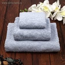 <b>Полотенце махровое BAHAR</b>, 50х90 см, цвет голубой - продажа ...