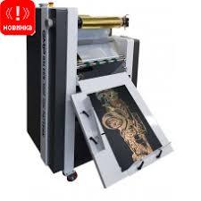 Оборудование для выборочного <b>3D фольгирования</b>
