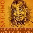 A Portrait of Louis Armstrong [Gralin]