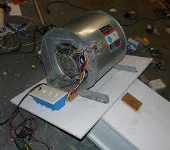 building the diy blower door furnace blower mounted for diy blower door