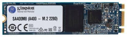 <b>Твердотельный накопитель Kingston SA400M8/120G</b> 120 GB ...
