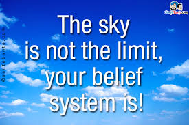 Image result for Sky's not the limit images