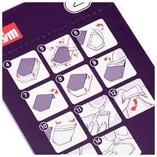 Prym <b>Набор</b> для маркировки и глажки <b>карманов для</b> блузок, 6 шт ...