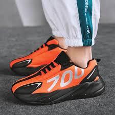 Loafers Increased Vintage Dad <b>Men Shoes</b> 2019 Kanye Fashion ...