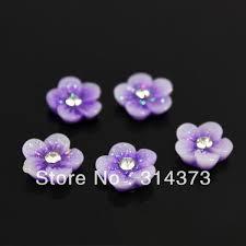 Купить Оптом 100 Шт / Лот 13MM Фиолетовый Фиолетовый ...