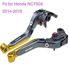 PRO-<b>KODASKIN</b> Folding Extendable Brake Clutch Levers for Honda ...