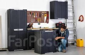 Модульный уличный <b>шкаф</b>-тумба <b>Magix Keter</b> - Мебель во ...