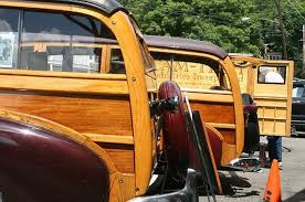 Event Coverage – Wooden boat and woodie car show in ...