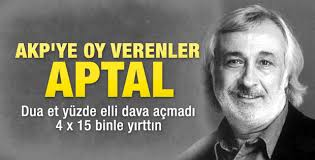 Müjdat Gezen AK Partili 15 kişiye tazminat ödeyecek