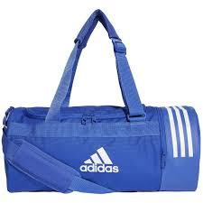 <b>Сумка</b>-<b>рюкзак Convertible Duffle Bag</b>, ярко-синяя - печать ...
