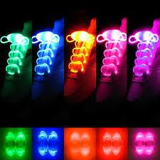 LED Unisex Shoelaces for sale | eBay