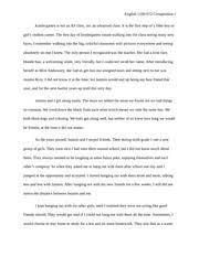 literary essay for eleven novel example   english     pages narrative essay example