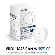 <b>Kn95 Face</b> Mask with CE Certificate(10... - JPS Import&export LTD