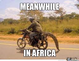 Meanwhile In Africa by elmosawida - Meme Center via Relatably.com