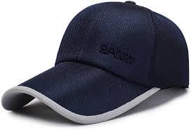 Quick Dry Sports Hat Men Outdoor Baseball Cap <b>Summer</b> ...