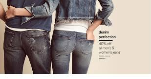 shop men s and women s clothing express dual gender jeans