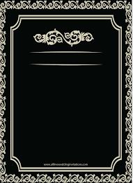 blank black and white wedding invitation templates vizio wedding formal wedding all wedding invitations