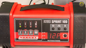 Зарядные <b>устройства Aurora SPRINT</b>-10D и <b>20D</b> automatic ...