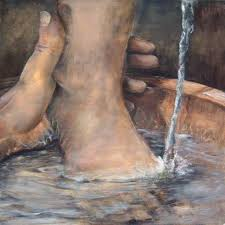 Image result for jesus washes disciples feet