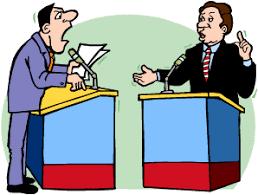 Resultado de imagen para debate