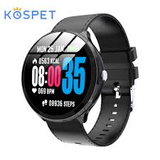 <b>Kospet V12</b> Smart Watch Men 1.3'' IPS Screen Bluetooth 4.0 Fitness ...