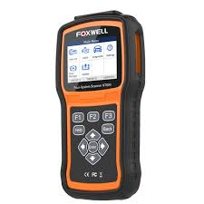 <b>Foxwell NT604 OBD2</b> Car Scanner Check ABS SRS Transmission ...