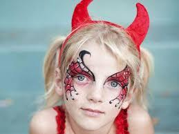 devil costume makeup for kids