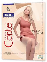 <b>Колготки Conte elegant Nuance</b> 40 XL купить за 218.40 руб ...