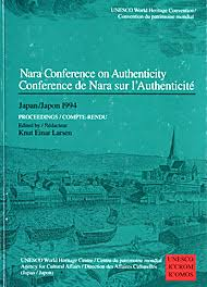 Nara Confernece on Authenticity