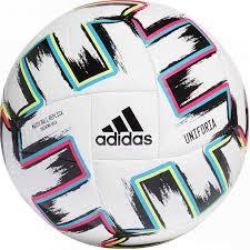 Футбольный <b>мяч adidas UNIFORIA</b> TRN SALA р. 4,4 размер,белый
