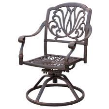 view monterey swivel rocking dining arm chair