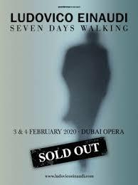 Dubai Opera » <b>Ludovico Einaudi</b> - Dubai Opera