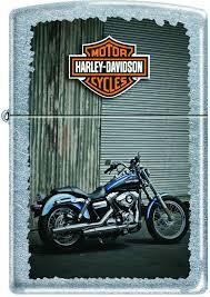 <b>Зажигалка Zippo</b> Harley-Davidson <b>207 HARLEY BIKES</b>