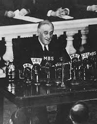 franklin delano roosevelt—four term president—and the election of    franklin roosevelt addressing congress  march      nara
