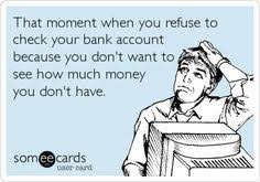 Being Broke on Pinterest | Funny Money Quotes, Funny College Humor ... via Relatably.com