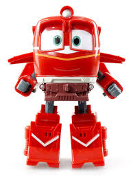 Трансформер <b>Альф</b> (<b>делюкс</b>) <b>ROBOT TRAINS</b> 9152754 в ...