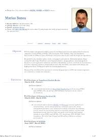 web developer resume template info fresher resume for bsc computer science attractive mechanical