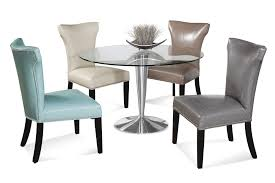Faux Leather Dining Room Chairs Canada Decorating Ideas For Casual Dining Room Not Casual Dining