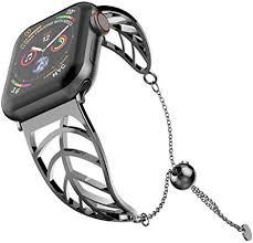 UooMoo Women Bracelet Compatible Apple Watch ... - Amazon.com