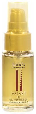 Купить <b>масло для волос velvet</b> oil lightweight Londa Professional ...