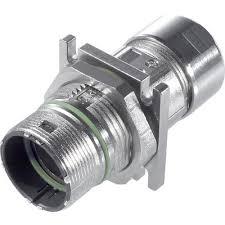 17-полюсные вставки EPIC® M23 для контактов D-Sub на катушке