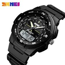 SKMEI <b>Men Watch Outdoor Sports</b> Electronic Watch Man Military ...
