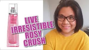 <b>Givenchy Live Irresistible Rosy</b> Crush (2019) | My Quick Thoughts ...