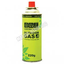 "<b>Газовый баллон</b> ""<b>CAMPING WORLD</b>"" 220гр. - купить в Кировске ..."