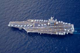 u s department of defense photo essay the aircraft carrier uss george washington patrols the waters west of the korean peninsula oct