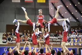 el cheerleading nou esport ol iacute mpic fosbury