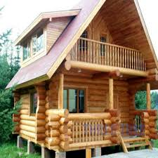 Wood houses  Small houses and House building on Pinterest