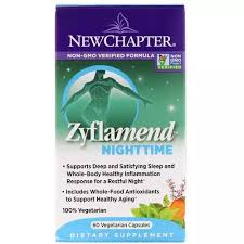 New Chapter Sleep <b>Zyflamend Nighttime</b>