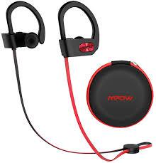 Беспроводные <b>наушники</b> с микрофоном <b>MPOW Flame Sport</b> Black ...