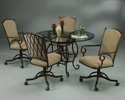 Dining Room Chairs With Arms And Casters Pictures Of Dining Room Sets With Chairs On Casters Uyg18 Dlsilicom